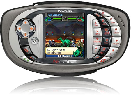 By all accounts the worst handheld ever.
